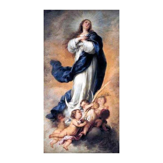 religious paintings - Picture -Inmaculada Concepción de Aranjuez-