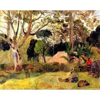 - Quadro -Te raaú rahi- - Gauguin, Paul