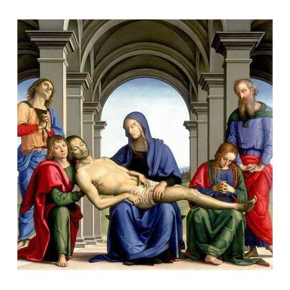 imagens religiosas - Quadro -La Piedad-