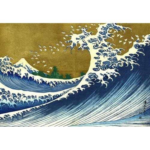 Cuadro -Gran ola-