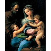 Quadro -La Virgen de la Rosa-