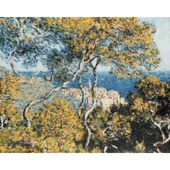 - Quadro -Bordighera, 1884- - Monet, Claude