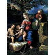 Quadro -La Sagrada Familia del Roble-