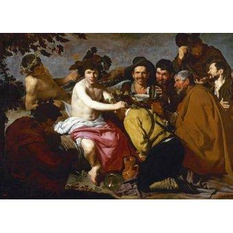 Quadro -Los borrachos (El triunfo de Baco)-
