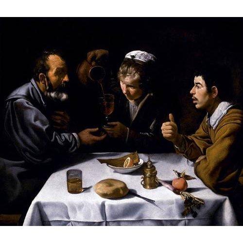 Quadro -El almuerzo-