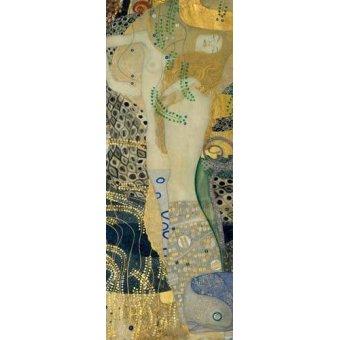 - Quadro -Serpientes de agua- - Klimt, Gustav