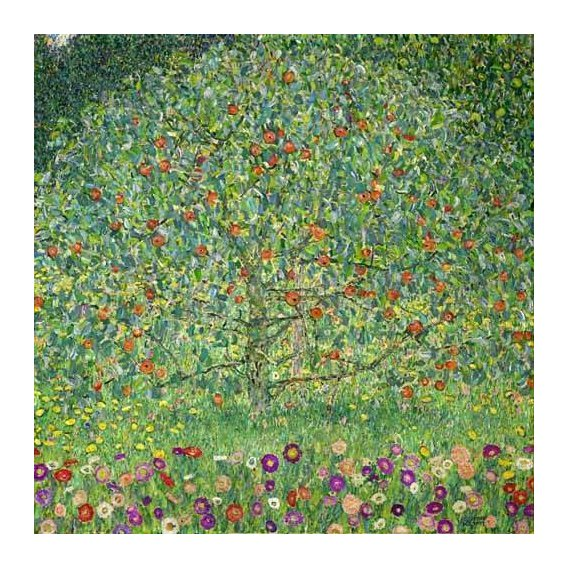 pinturas de paisagens - Quadro -El manzano, 1912-