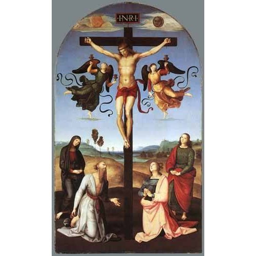 Quadro -Crucifixion-