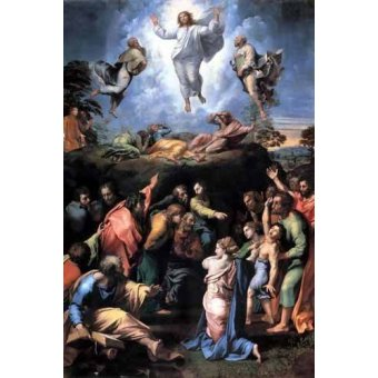 Quadro -The Transfiguration-