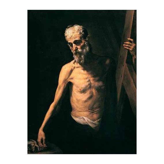 religious paintings - Picture -San Andrés-