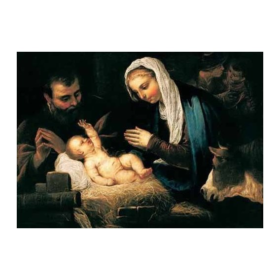 cuadros religiosos - Cuadro -La Sagrada Familia-