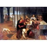 Cuadro -La conversión de Magdalena-