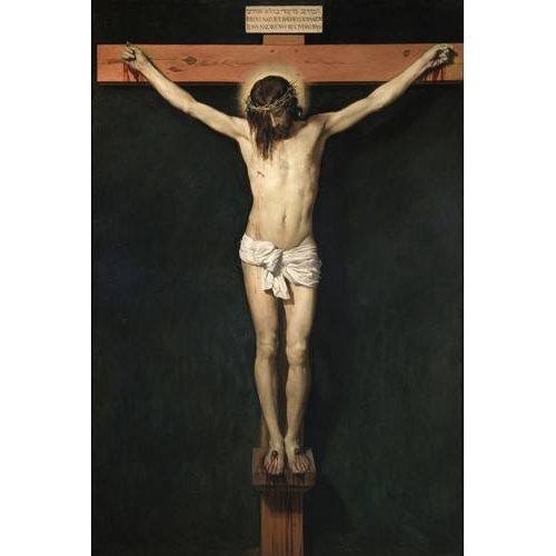 cuadros religiosos - Cuadro -Cristo Crucificado-