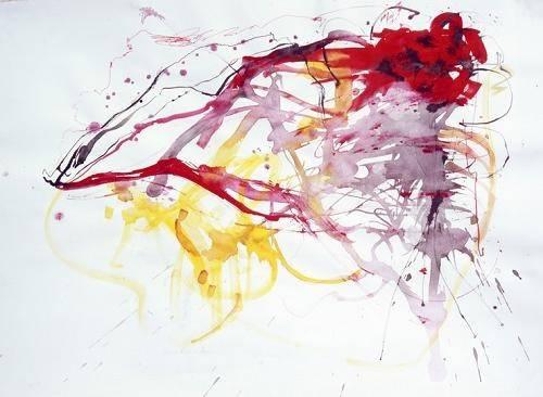 quadros-abstratos - Quadro -Abstrato TH_020- - Herrador, Teresa