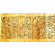Quadro -Libro de los muertos (de Ani): Ani como diferentes aves-