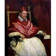Picture -Retrato del Papa Inocencio-