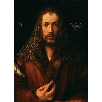- Quadro -Autoretrato (II)- - Dürer, Albrecht (Albert Durer)