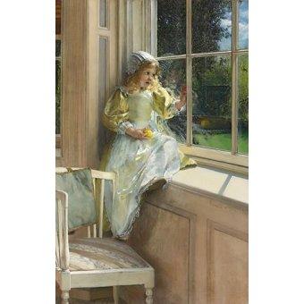 - Quadro -Sunshine- - Alma-Tadema, Lawrence