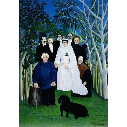 Quadro -The Wedding Party, 1904-05-
