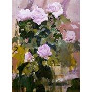 Quadro -Rosas-