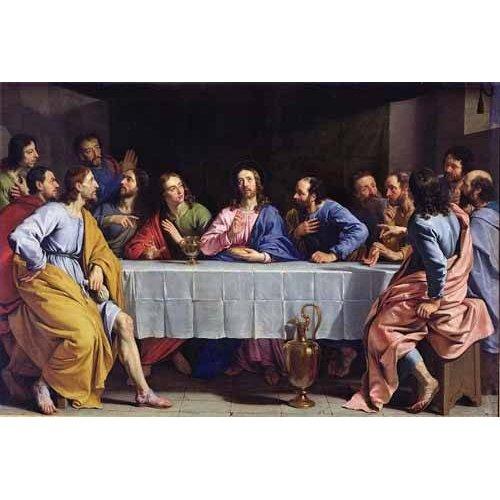 cuadros religiosos - Cuadro -La Ultima Cena-