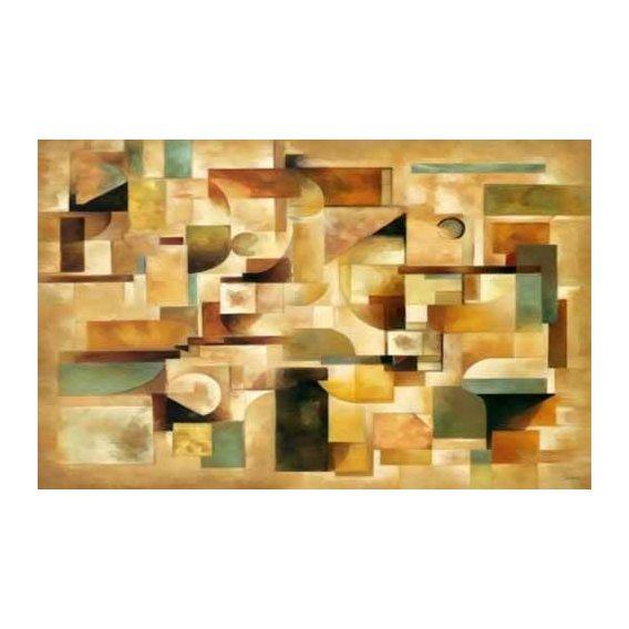 pinturas abstratas - Quadro -Moderno CM1279-