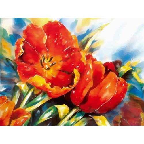 pinturas modernas - Quadro -Moderno CM1373-
