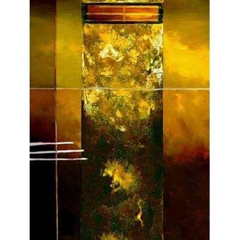 Quadros abstratos - Quadro -Moderno CM2011- - Medeiros, Celito