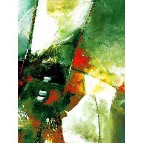pinturas abstratas - Quadro -Moderno CM2055-