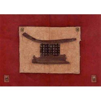 quadros étnicos e orientais - Quadro -Moderno CM2270- - Medeiros, Celito