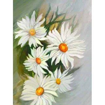 quadros de flores - Quadro -Moderno CM3757- - Medeiros, Celito
