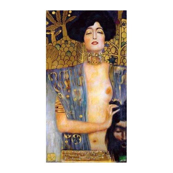 pinturas do retrato - Quadro -Judith II-