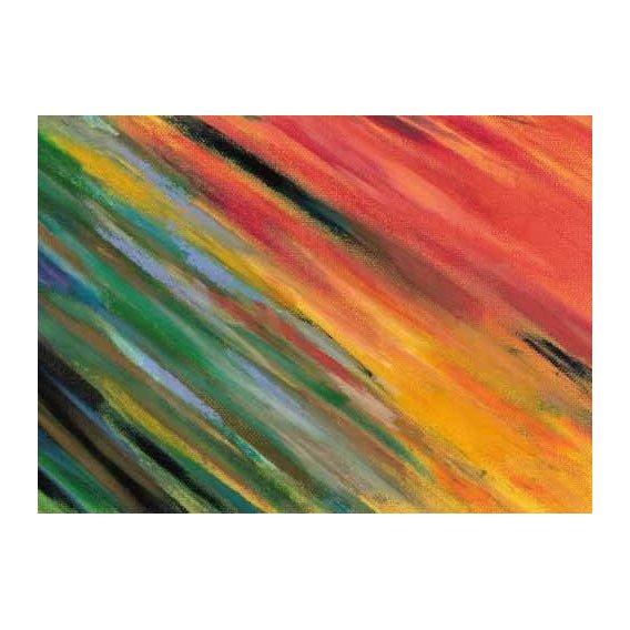pinturas abstratas - Quadro -Cambio climatico (I).-