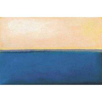 Quadros para sala de jantar - Quadro -Abstracto M_R_9_1- - Molsan, E.