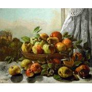 Quadro -Bodegon con frutas-