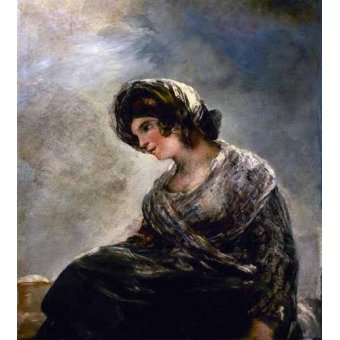 - Quadro -La lechera de Burdeos- - Goya y Lucientes, Francisco de
