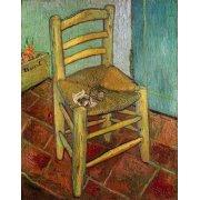 Quadro -La silla de Vincent-