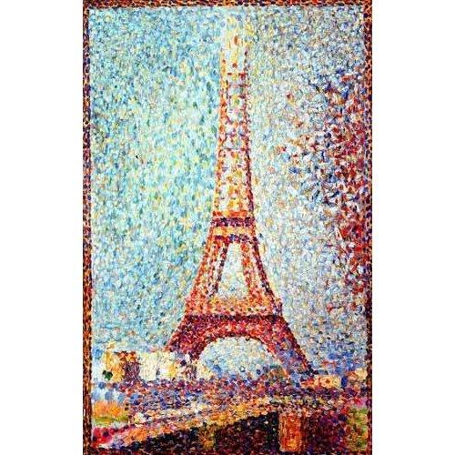 Quadro -La Torre Eiffel-