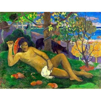 - Quadro -Te arii Vahine- - Gauguin, Paul