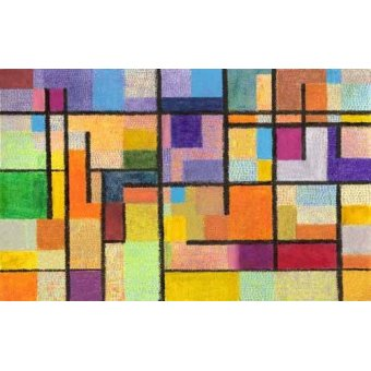 abstracts paintings - Picture -Abstracto M_K_1- - Molsan, E.