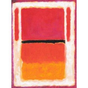 Quadros para sala de jantar - Quadro -Abstracto M_R_71- - Molsan, E.