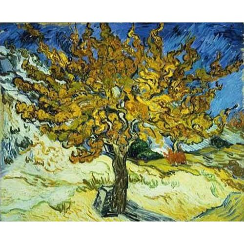 Quadro -Mulberry Tree, 1889-