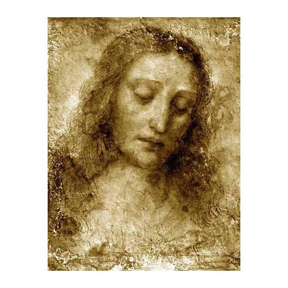 imagens religiosas - Quadro -La Cara De Cristo-
