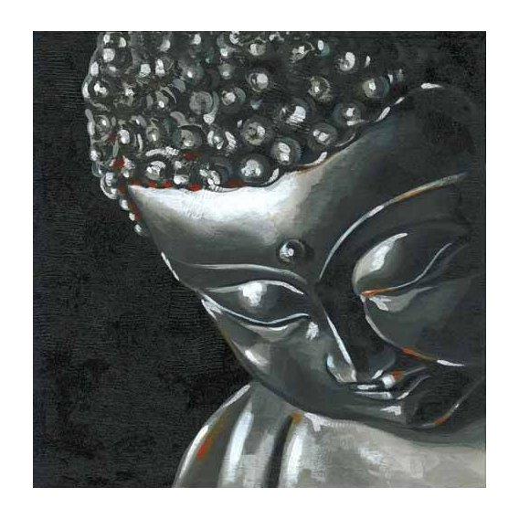 imagens étnicas e leste - Quadro -Buda (I)-