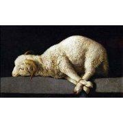 Picture -Agnus Dei, 1635-40-