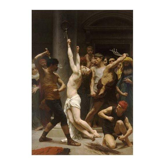 imagens religiosas - Quadro -Flagellation of Christ-