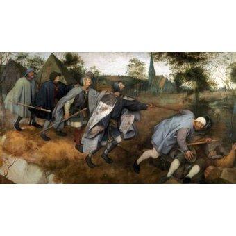 - Quadro -La parabola de los ciegos- - Bruegel
