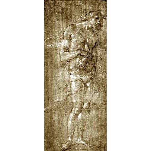 Quadro -Figura masculina-