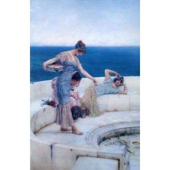 - Quadro -Silver Favourites- - Alma-Tadema, Lawrence