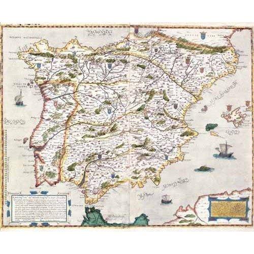 Quadro -España antiguo-1 -